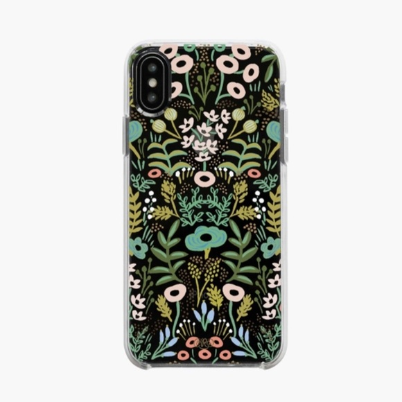 RIFLE PAPER CO | TAPESTRY CASE for iPhone X, XS